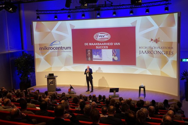 Timmerije wint mikrocentrum high tech platform inspiratie en innovatie award 2018