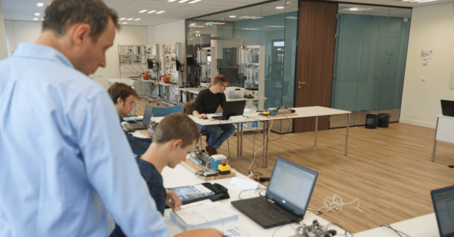 applied mechatronics Mikrocentrum